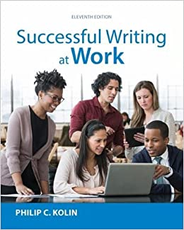 Successful Writing at Work (MindTap for English)