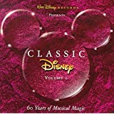 Classic Disney Vol 1-60 Years Of Musical Magic [Import allemand]