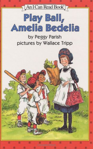 0060267011 - Peggy Parish: Play Ball, Amelia Bedelia (An I CAN READ Book) - Buch