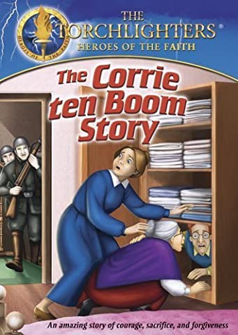 Torchlighters: Corrie Ten Boom Story by Vision Video (Corrie Ten Boom Video)