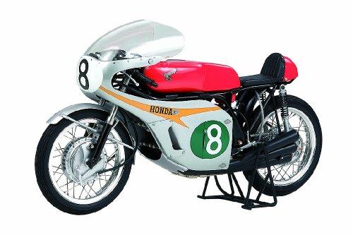 タミヤ 1/12 マスターワークコレクション No.86 ホンダ RC166 GPレーサー No.8 塗装済み完成モデル 21086 完成品