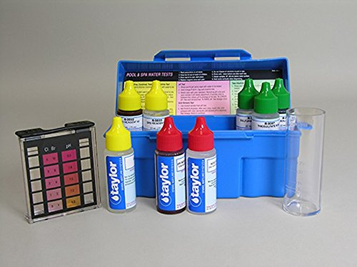 taylor K-1004 Troubleshooter DPD Pool and Spa Water Test Kit ()