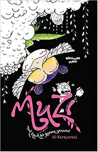Muzi Kartpostal Boyama Kitabi Muzeyyen Yýlmaz 9786051690568