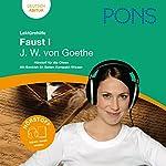 Faust I - Goethe Lektürehilfe. PONS Lektürehilfe - Faust I - J.W. von Goethe   Johannes Wahl