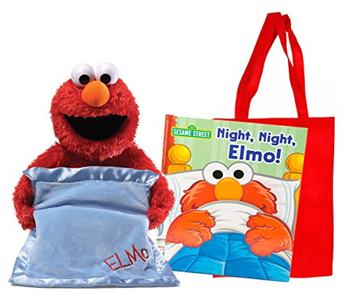 Characters Who Guess Costumes (Peek A Boo Elmo Gift Combo | 15