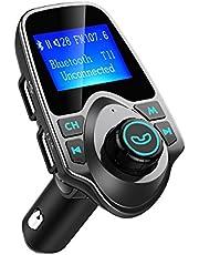 Descuento en Transmisor FM coche Manos Libres Bluetooth