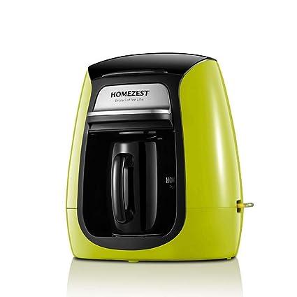 Máquina De Café Mini Goteo Tipo Cafetera Automática con Taza De Cerámica Tazas Caseras De Té