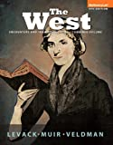 The West : Encounters and Transformations, Levack, Brian and Muir, Edward, 0205947158