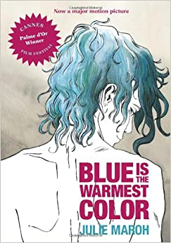 Blue is the warmest color book