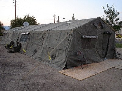 The Many Uses of Tents and Canopies