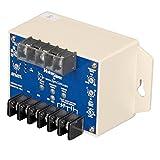 SymCom MotorSaver 3-Phase Voltage Monitor, Model 455, 190-480V, Line and Load Side Monitoring, SPDT Output Relay