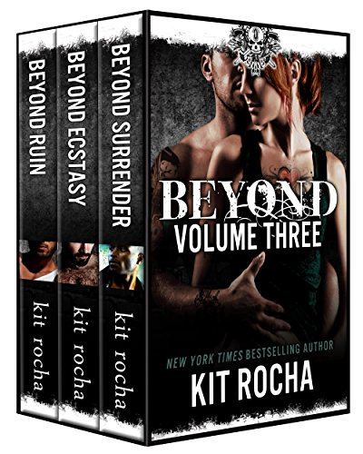 Beyond Series Bundle (Books 7-9) - Series Beyond