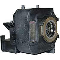 SpArc Bronze Epson ELPLP50 Projector Replacement Lamp with Housing