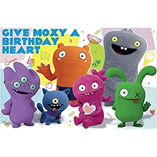 """UglyDolls Movie"" Party Game Set, 10 Pc."