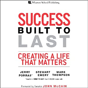 Success Built to Last Hörbuch