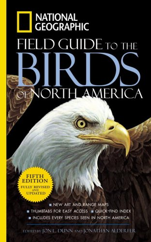 National Geographic Field Guide to the Birds of North America, Fifth Edition PDF