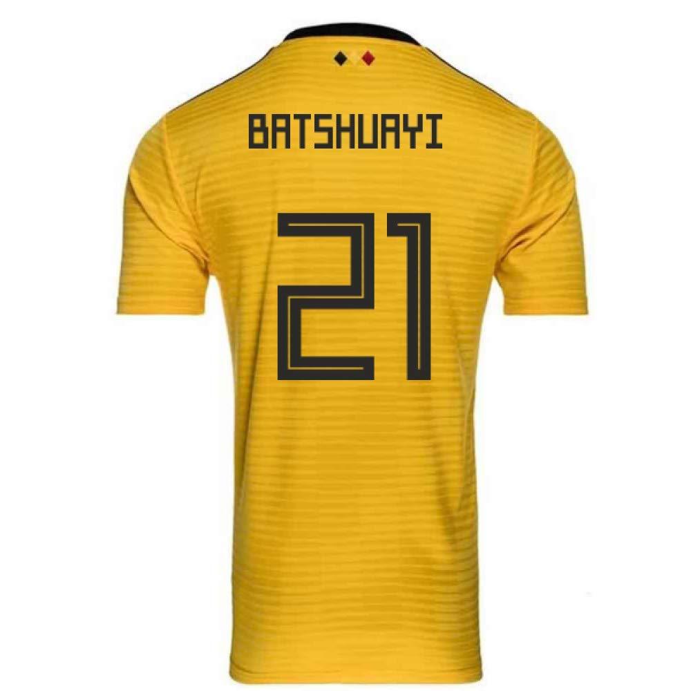 予約販売 2018-2019 Belgium Away 34-36