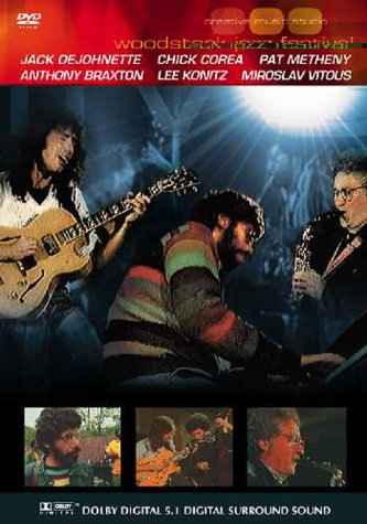 Woodstock Jazz Festival [Import allemand] B00008VDUB