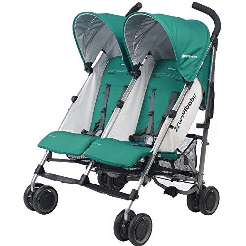 G-luxe Recline Stroller - UPPAbaby G-LINK Stroller, Ella (Jade)