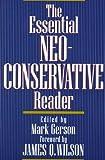 The Essential Neoconservative Reader, Mark Gerson, 0201154889