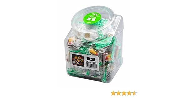 Iwako: Japanese Eraser / Food / Japanese Restaurant / 7PCS