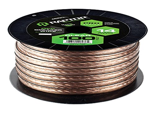 Raptor R5SW14-100 PRO SERIES - Speaker Wire by Raptor