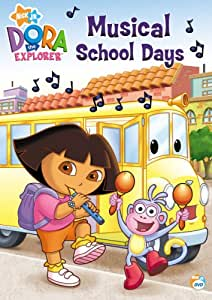 Dora the Explorer - Musical School Days