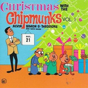 Chipmunks Christmas.Christmas With The Chipmunks Vol 1