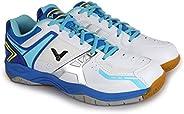 VICTOR AS-3W-AM Court Shoe White/Blue-11.0M US (28.5cm)