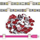 Self-Adhesive LED Strip Light Mounting Bracket