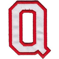 """Letter """"Q"""" Patch"""