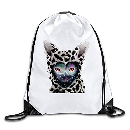 Cat Drawstring Backpacks/Bags (Hurley Canvas Backpack)