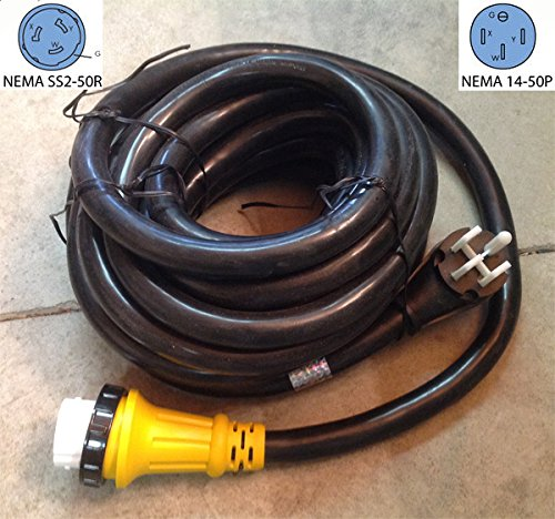 rv 50amp extension cord - 6