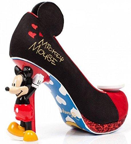 Tacchi Da Donna Neri Neri Irregolari Di Disney