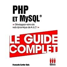 GUIDE COMPLET PHP ET MYSQL