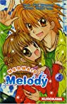 Mermaid Melody, Tome 4 : Pichi Pichi Pitch par Yokote