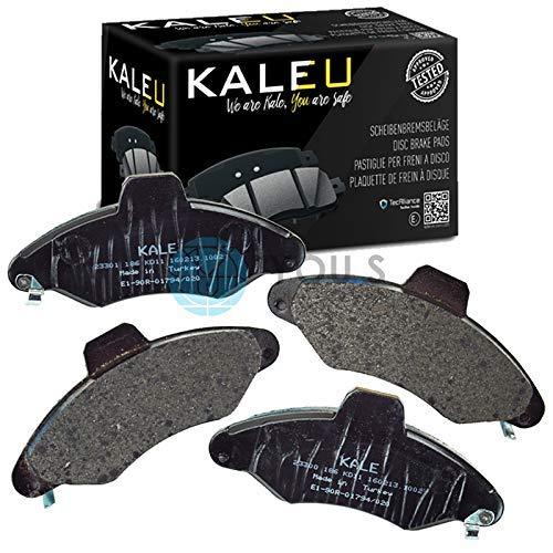Kale 1048308 Front Axle Set of Brake Pads Brake Pads:
