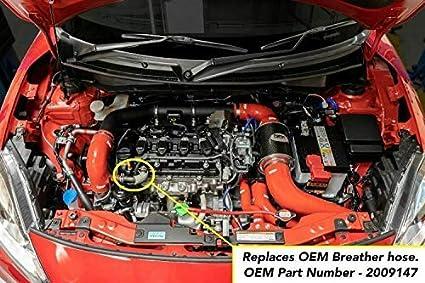 Forge Manguera de Ventilación para Suzuki Swift Sport Turbo y ...