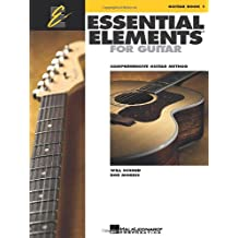 Essential elements for guitar. Book 1