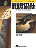 img - for Essential Elements for Guitar - Book 1: Comprehensive Guitar Method book / textbook / text book