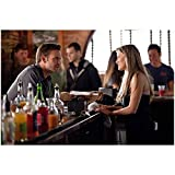 The Vampire Diaries Matthew Davis as Alaric Saltzman Talking to Girl at Bar 8 x10 inch Photo