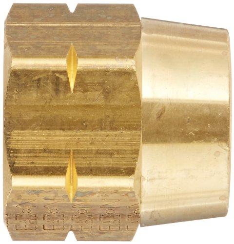 Eaton Weatherhead 33806-A Sleeve Pack of 10 3//8 Hose ID, CA360 Brass