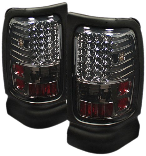 Spyder Auto ALT-ON-DRAM94-LED-SM Dodge RAM 1500/2500/3500 Smoke LED Tail Light