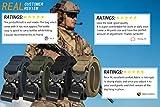 Jumbofit Tactical Belt for Men and Women, Military