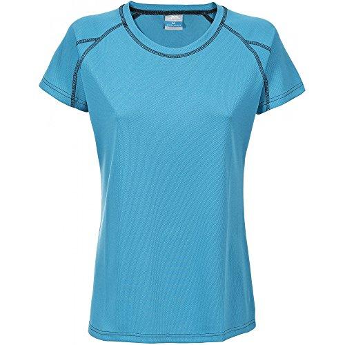 Trespass camiseta de mujer TP50 Azul