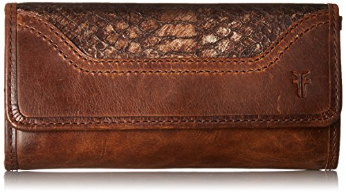 Melissa Wallet Wallet, BRONZE, One Size by FRYE