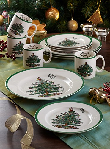 The 8 best christmas spode china
