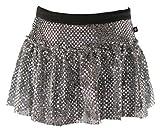 Gunmetal Sparkle Running Skirt L