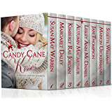 Candy Cane Kisses: 8 Christian Christmas Romances