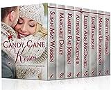 Candy Cane Kisses: 8 Christian Christmas Romances